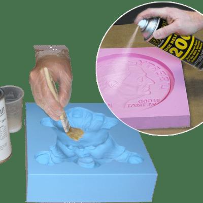 Sealers og mótlosunarefni